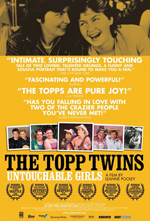 Topp Twins - Untouchable Girls (Diva Productions)